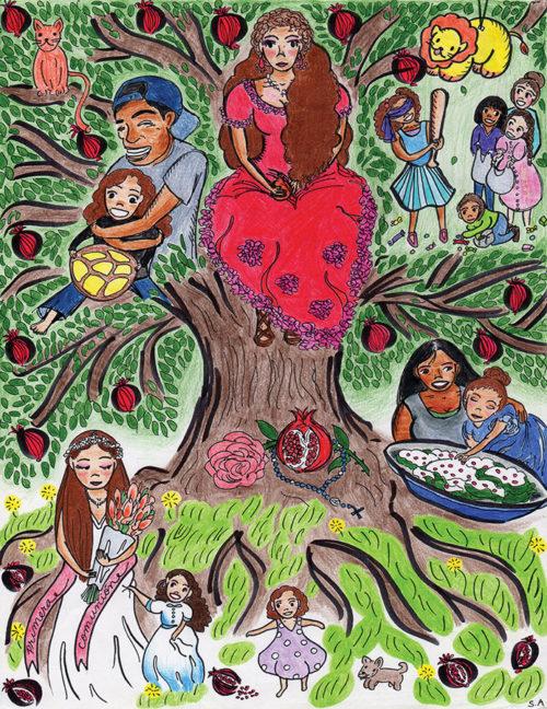 Echo Park Community Parade Art Contest Winner